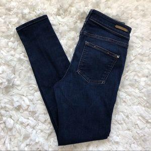 Anthro Pilcro &  the Letterpress superscript jeans